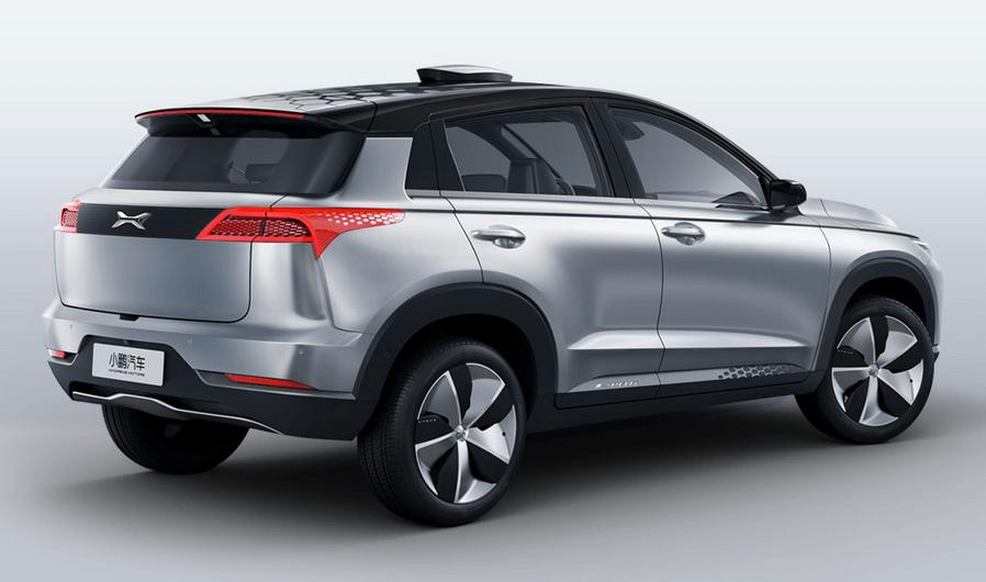 Xiaopeng Xpeng electric car
