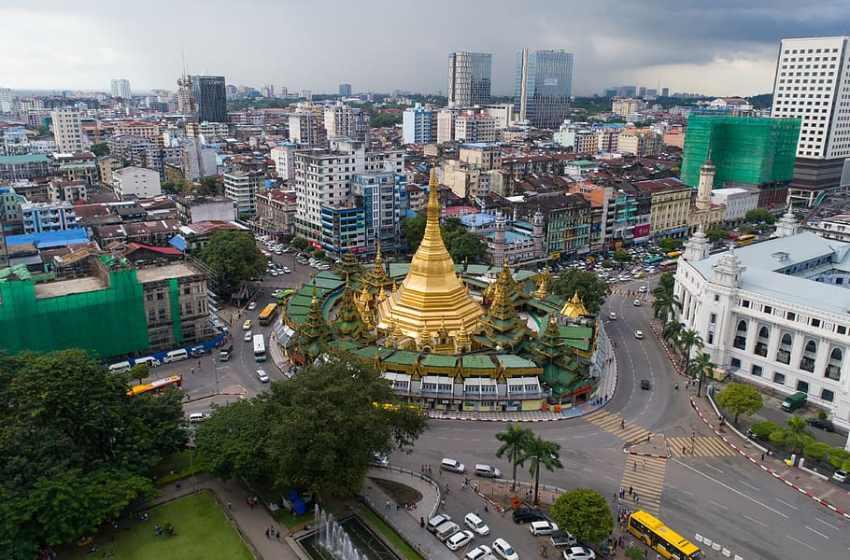 Gunshots Fired at US Cultural Centre in Yangon, Myanmar