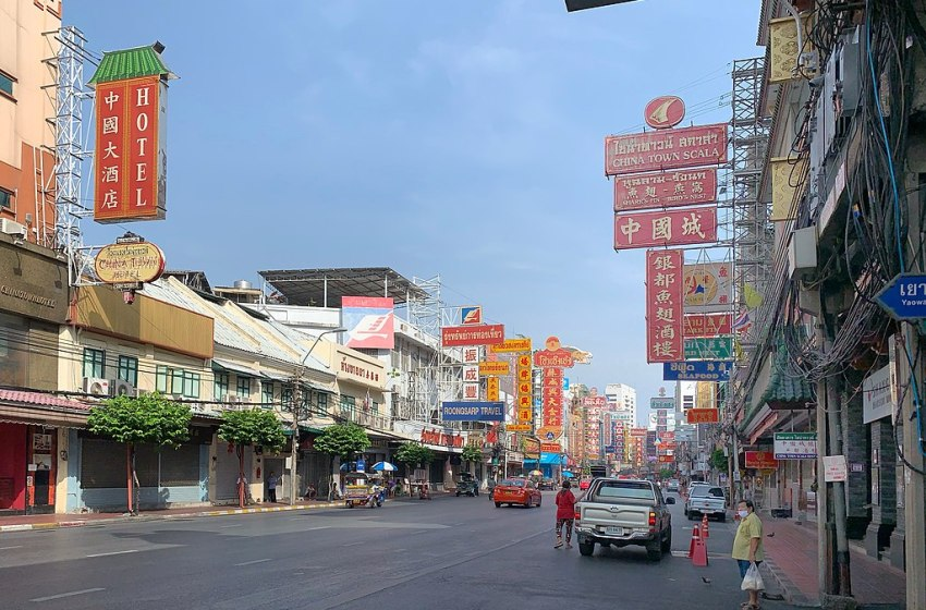 Bangkok's Chinatown street food stalls, gold shops see worst trade in years