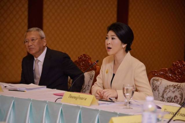Police to seek red warrant for Ms Yingluck's arrest