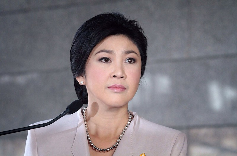 Yingluck Shinawatra responds to NACC