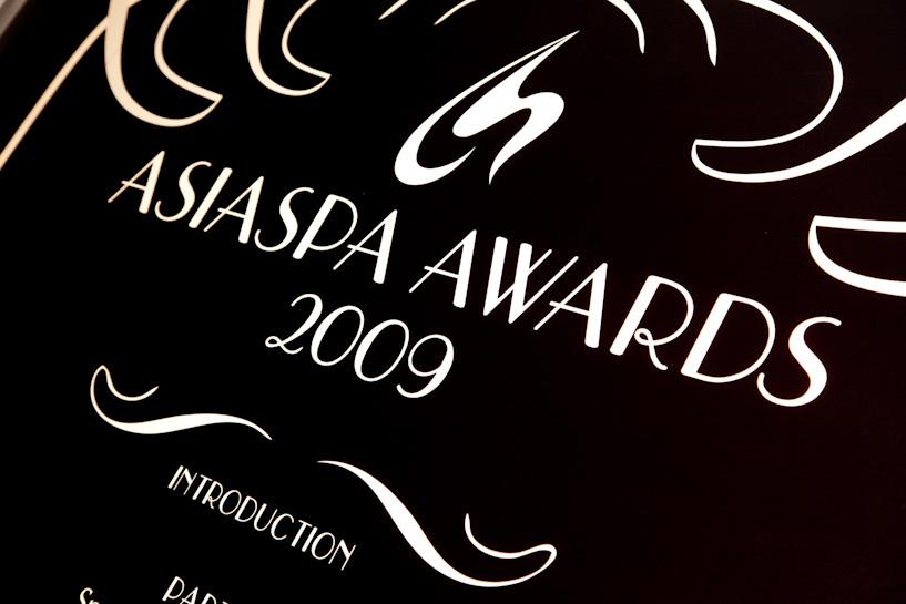 Thai Spas win Five AsiaSpa Awards in 2011