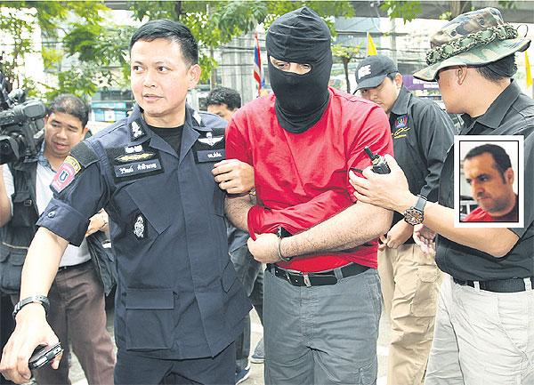 Bangkok bombings: Lebanese jailed for 2 years 8 months for illegal possessing bomb materials