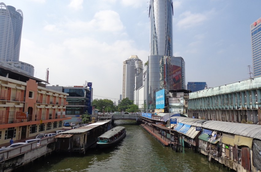 Bangkok Cops Doubt Murder in Dismembered Canal Body