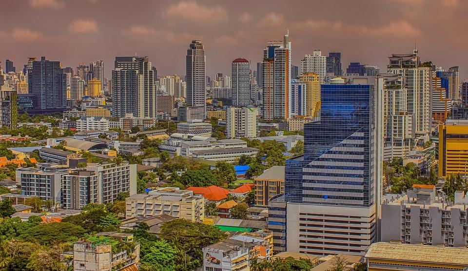 Bangkok, also known as Krung Thep
