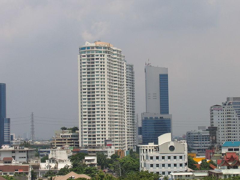 Supalai Park Towers in Bangkok
