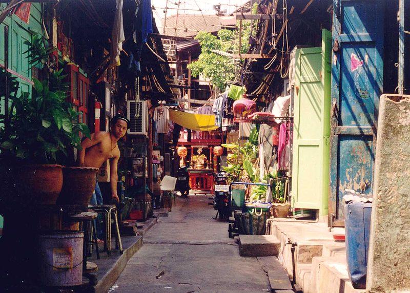 Bangkok backstreet