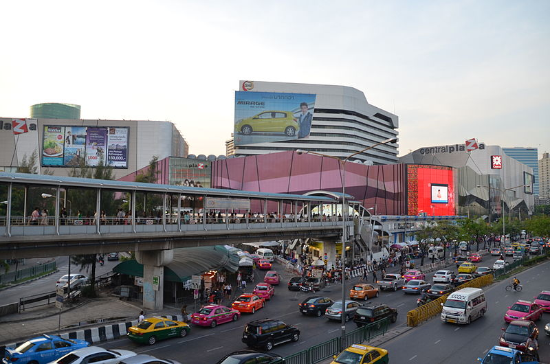 The newly renovated CentralPlaza Lat Phrao reopened on August 28, 2011. Photo