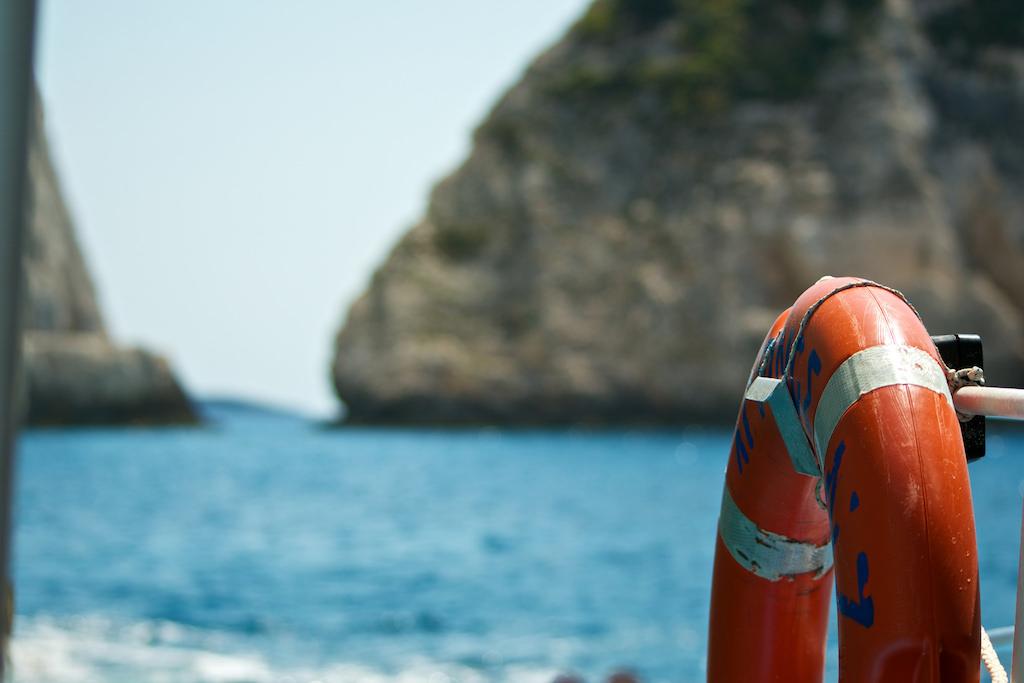 Boat life ring, Krabi