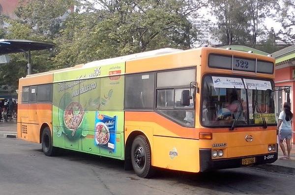 Bangkok bus driver filmed attacking passenger, gets fined 1,000 Baht