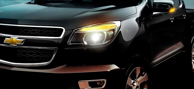 Chevrolet Colorado pickup to make its global debut at Bangkok Motor Show in Thailand