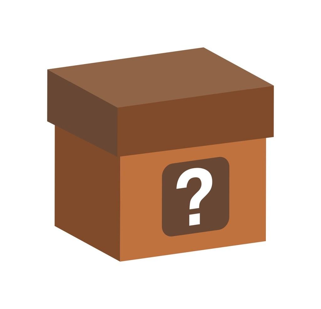 A carton box
