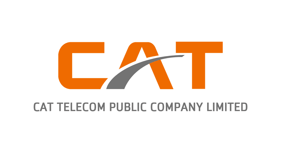 Logo of CAT Telecom Public Company Limited