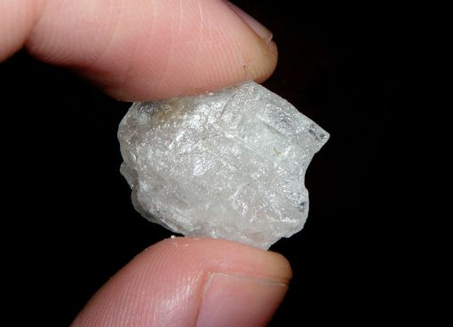 Crystal meth rock