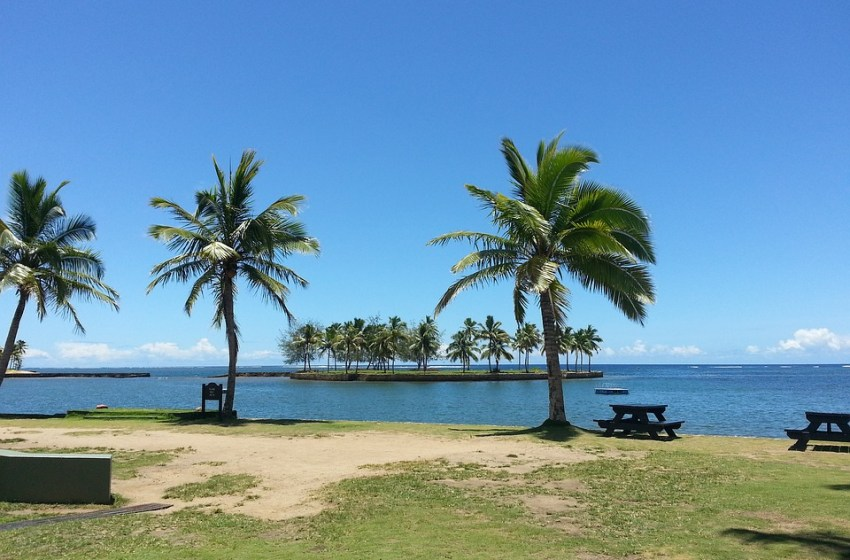 Powerful 8.2 Magnitude Quake Hits Fiji Islands