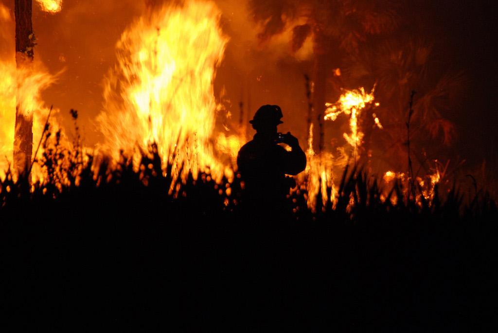 Chiang Mai Smog Worsens on Samoeng District Wildfire