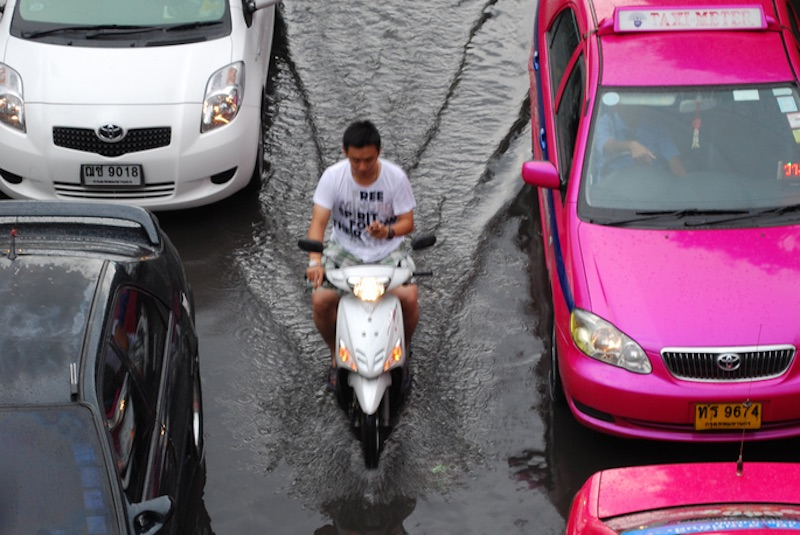 Floods killed 7, persist in 16 provinces