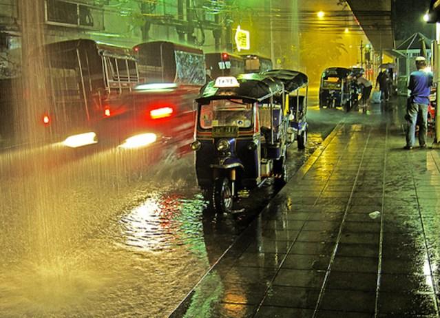 Rainy season will start at the end of May