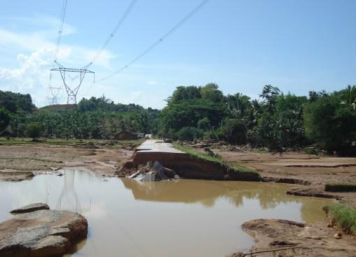 Floods in Laplae, Uttaradit