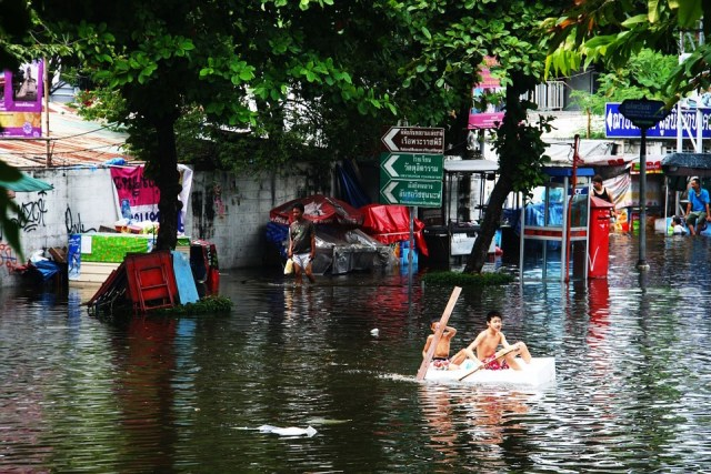 Tropical storms wreak havoc in many provinces