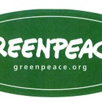 Greenpeace old logo