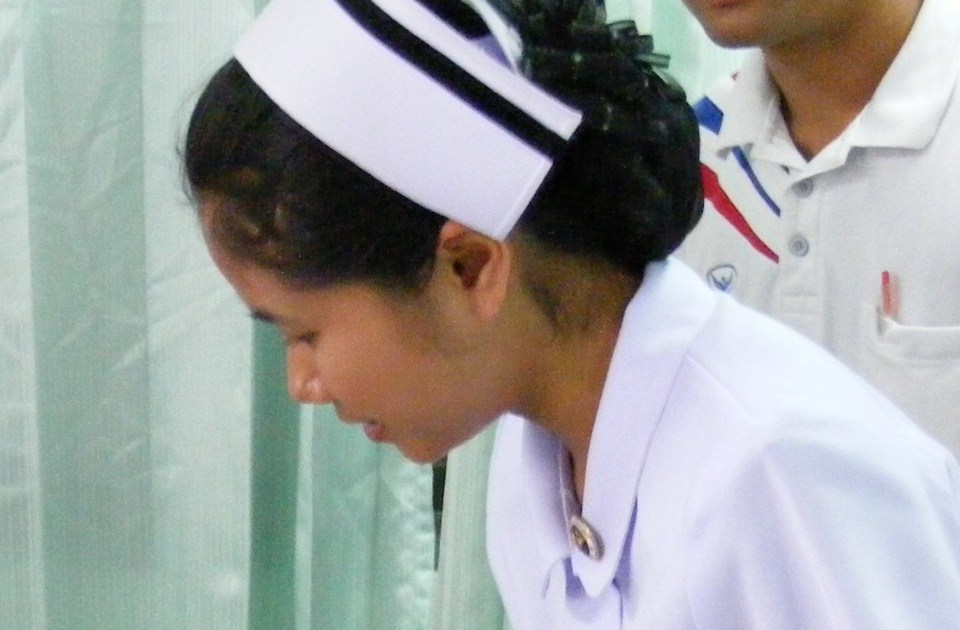 Nurse at Na Wa Public Hospital (Thailand)