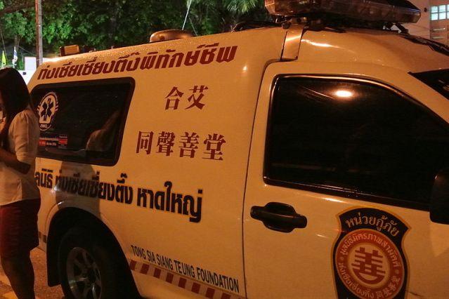 Injured foreigner flees hospital after brawl