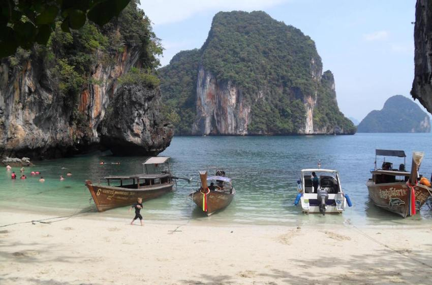 Maya Bay in 'restoration period' next June to September, but not closed to visitors