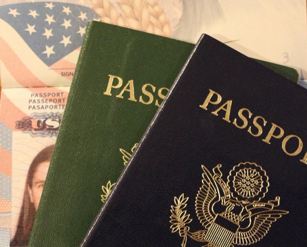 Passports immigration