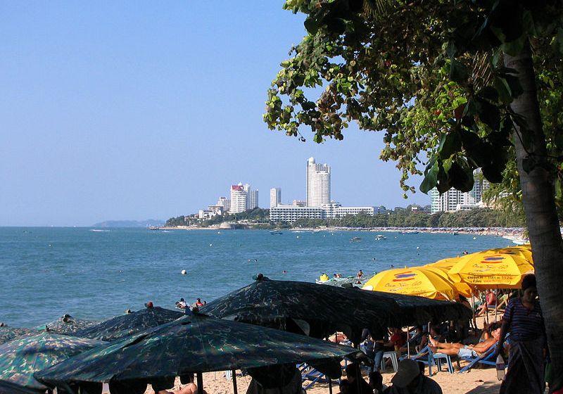 Pattaya Beach Wong Amat