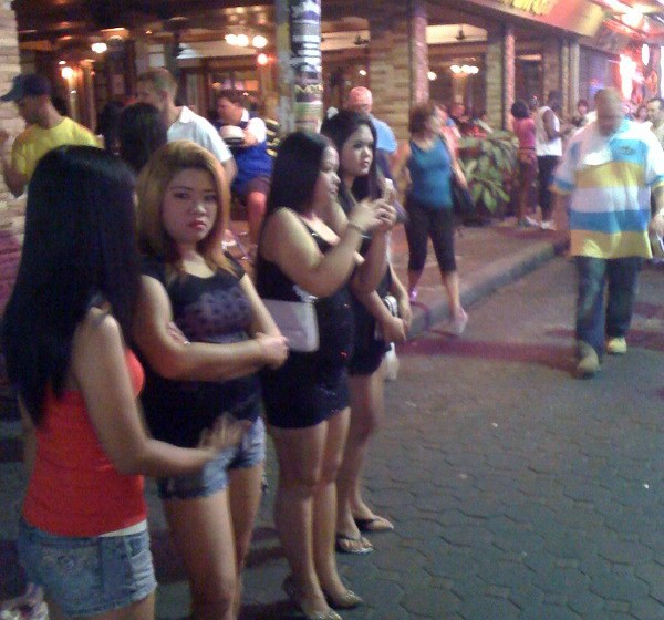 Pattaya Woman Drugged and Raped by Two Men