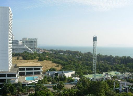 Beach Resort in Pattaya
