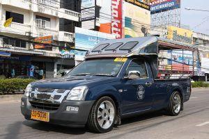 Isuzu D-Max Songthaew in Pattaya