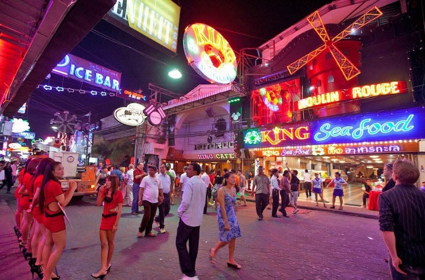 150 partygoers in Pattaya nabbed for drugs