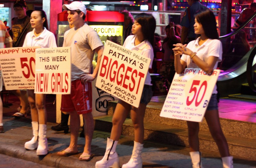 Prostitutes in Thailand are fueling the rise in cases of super gonorrhoea