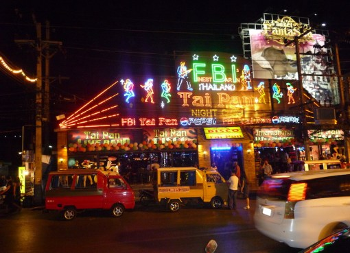 Tai Pan Disco in Patong, Phuket