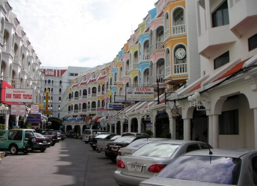 Apartments in Phuket Old Town