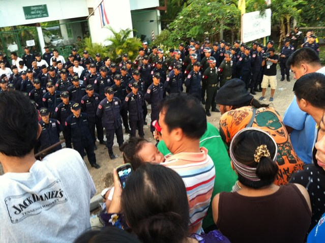 Mass police transfer in new purge at Royal Thai Police force