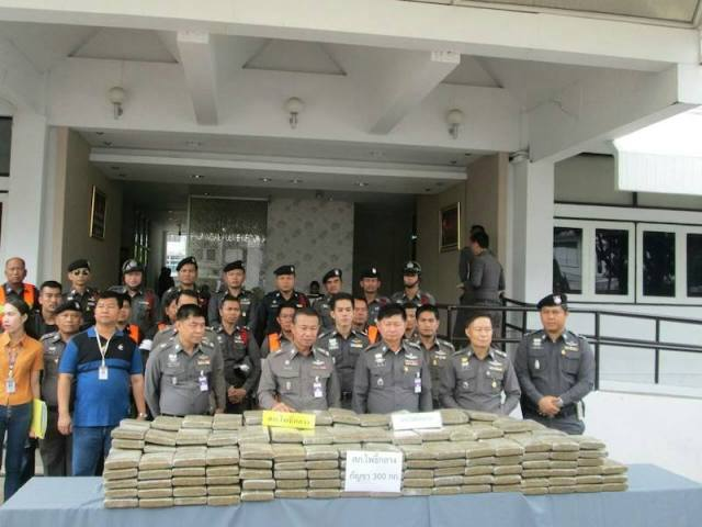 Russian arrested for smuggling 6.5kg cocaine to Koh Samui