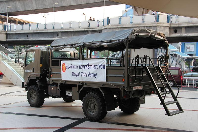 Thai Military Junta sets up reconciliation centers
