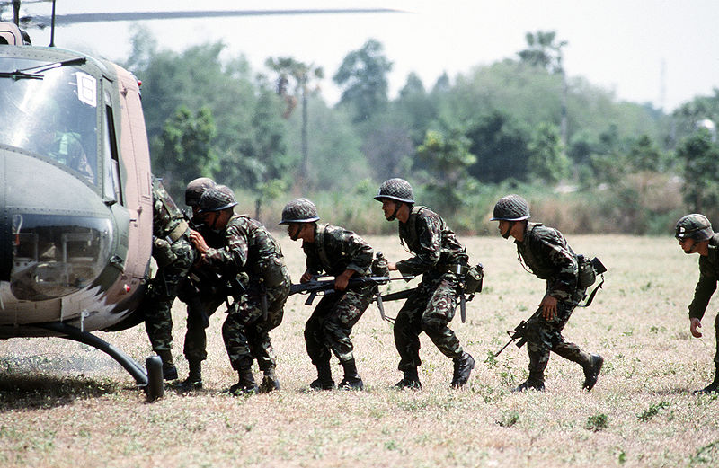 Army boss vows to clean up Isoc