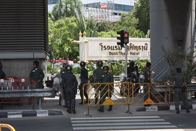 Some 100,000 policemen to be deployed on referendum day