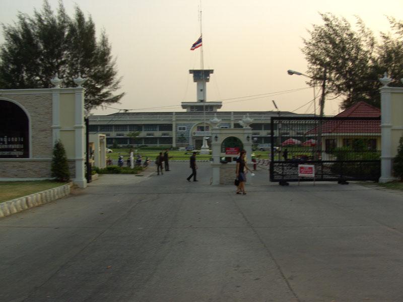 Klong Prem Central prison in Chatuchak District, Bangkok.