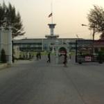 Klong Prem Central prison in Bangkok