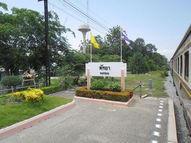 New weekend train services to Pattaya, Sattahip