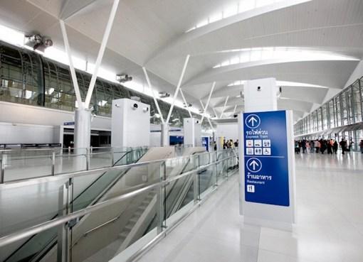 The Suvarnabhumi Airport Rail Link