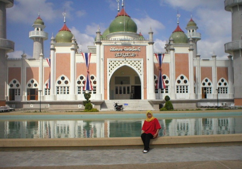 Pattani Provincial Central Mosque