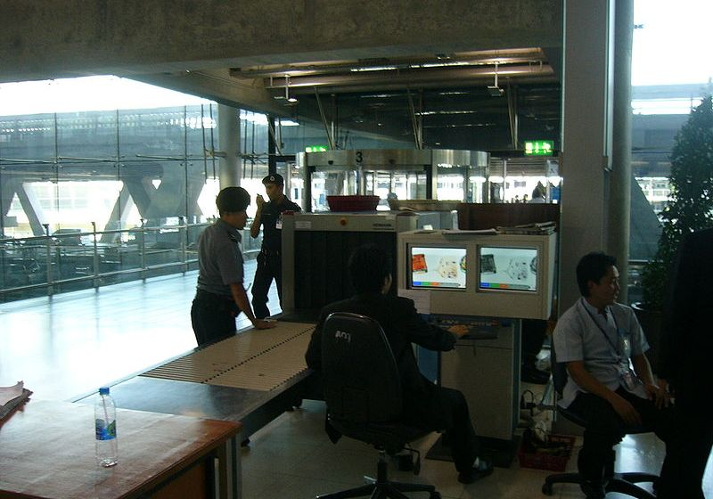 Airports of Thailand to utilize new nuclear and radiation detectors