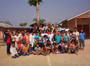 Thailand Migrant Children Volunteers