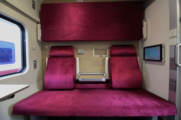 New Thai Train Sleeper